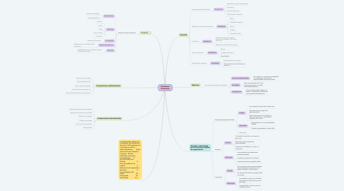 Mind Map: Decisiones Financieras