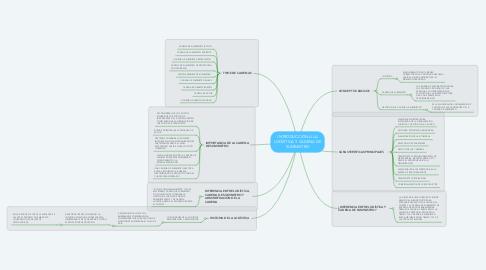 Mind Map: INTRODUCCIÓN A LA LOGÍSTICA Y CADENA DE SUMINISTRO