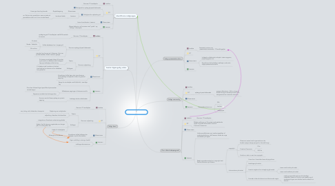 Mind Map: Mediekompetencer