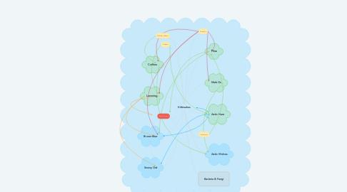 Mind Map: Kittiwakes