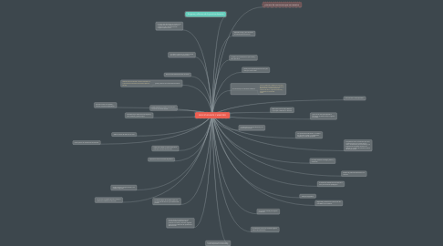 Mind Map: SER ESTUDIANTE Y MAESTRO