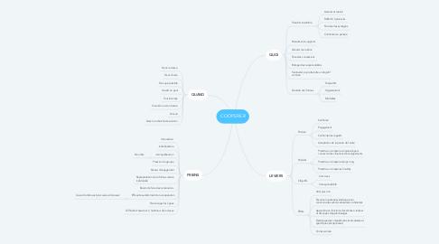 Mind Map: COOPERER