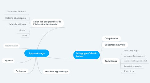 Mind Map: Handicap