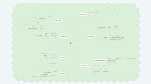 Mind Map: Siglo Olvidado