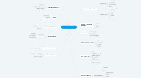 Mind Map: PLANEACION FINANCIERA