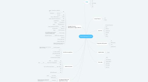 Mind Map: MassChallenge RI 2019