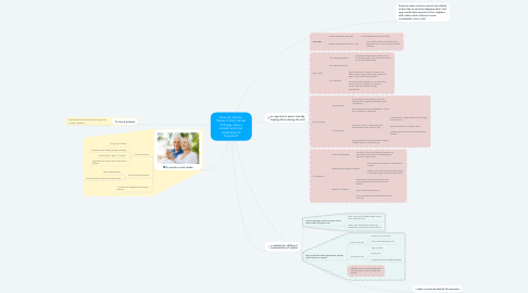 Mind Map: How can seniors, thanks to the internet of things, have a simpler and nicer experience of museums?
