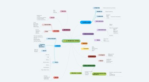 Mind Map: LA FIEBRE DEL FÚTBOL