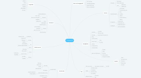 Mind Map: Kringgesprek