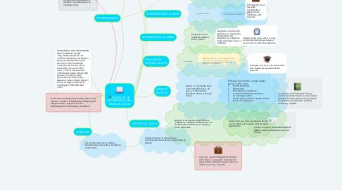 Mind Map: MODELOS DE  INTERVENCIÓN EN  TRABAJO SOCIAL