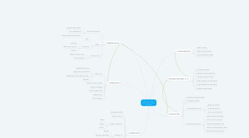 Mind Map: Pasos para el diseño e implementación de redes telematícas