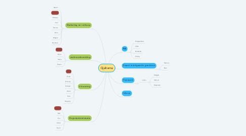 Mind Map: retour proces verhuur