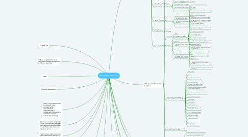 Mind Map: Дизайнер соц.сетей