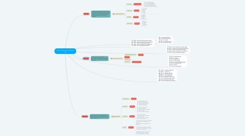 Mind Map: What I learn in the last three units