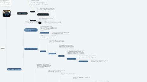 Mind Map: 1-INICIATIVA DE LEY