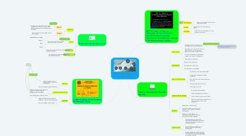 Mind Map: CONSTITUCIONALIDAD DE LOS IMPUESTOS