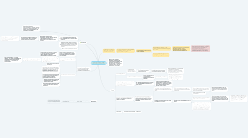 Mind Map: CULTURA Y EDUCACIÓN
