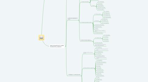Mind Map: Norma ISO 9OOO