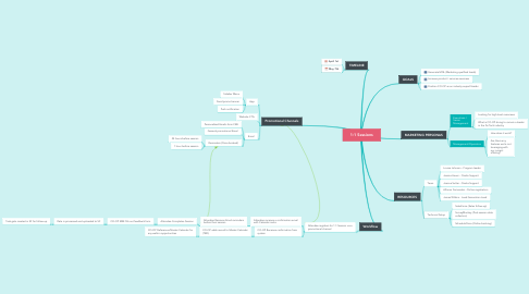 Mind Map: 1:1 Sessions