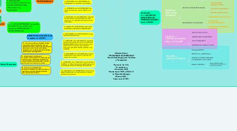 """Mind Map: =MasterClass=  """"PROSPERAR ESCRIBIENDO"""" -NeuroGrafología para Coaches-  Promesa: En 2 hs. Te ayudaré a Descubrir QUÉ Puede hacer POR y PARA Tí la NeuroGrafología Oferta € 9,-  Valor real: €97,-"""