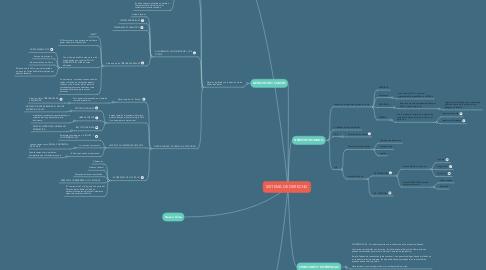 Mind Map: SISTEMA DE DERECHO