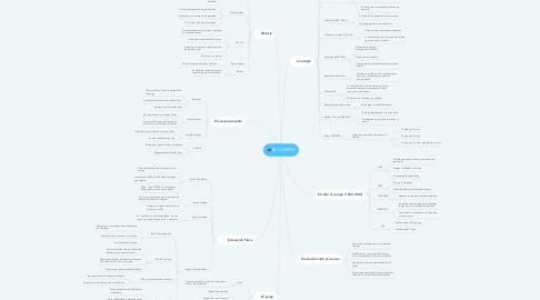 Mind Map: EL CUERPO