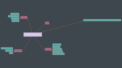 Mind Map: My New Mind Map (1)