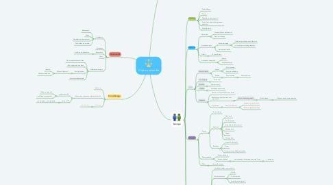 Mind Map: Droit de la famille