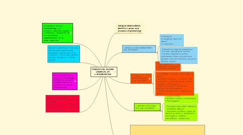 Mind Map: PRINCIPIS DEL DISSENY UNIVERSAL DE L'APRENENTATGE