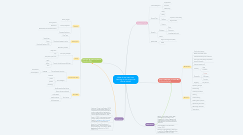 Mind Map: What do we learn from listening to the voices with diverse needs?