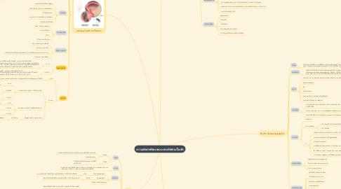 Mind Map: ความผิดปกติของระบบทางปัสสาวะในเด็ก