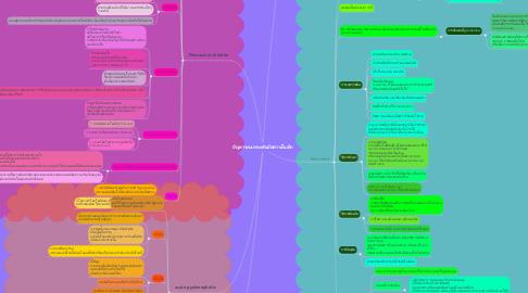 Mind Map: ปัญหาระบบทางเดินปัสสาวะในเด็ก