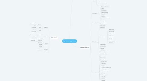Mind Map: App Transantiago Nuevo