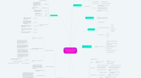 Mind Map: Marketing de servicios  y de organizaciones  sin fines de lucro