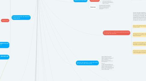 Mind Map: NORMAS PARA EL RECONOCIMIENTO, MEDICIÓN,  REVELACIÓN Y PRESENTACIÓN DE LOS HECHOS  ECONÓMICOS