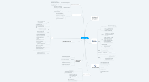 Mind Map: Gestion de classe
