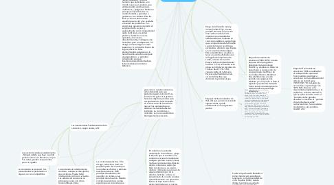 Mind Map: PSICOLOGIA AMERICANA
