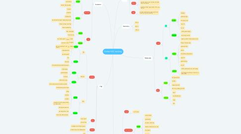 Mind Map: Flaske H2O tracking