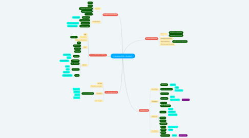 Mind Map: Conceitos ESB + MuleSoft