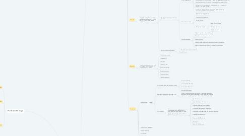 Mind Map: Procesos de los Recursos Humanos