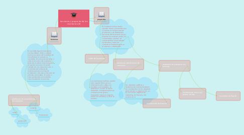 Mind Map: funciones y propocito de los inventarios (2)