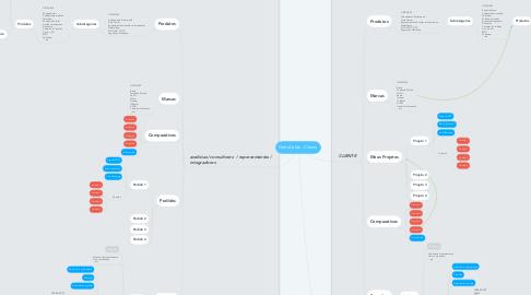 Mind Map: DeltaCable - Cliente