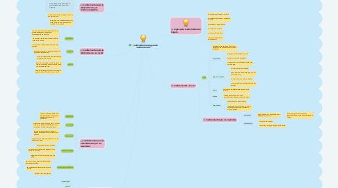 Mind Map: administración segura de medicamentos