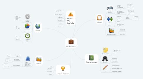 Mind Map: MANAGEMENT