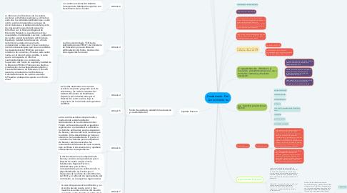 Mind Map: Decreto ejecutivo 238 de 11 de junio 2003