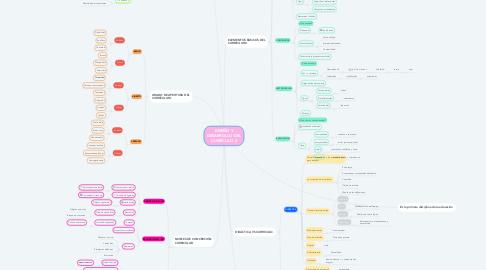 Mind Map: DISEÑO Y DESARROLLO DEL CURRÍCULO 2