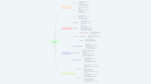Mind Map: DIAGNOSI DIFFERENZALE