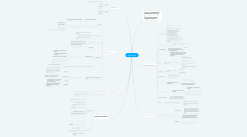 Mind Map: Metacogniciòn