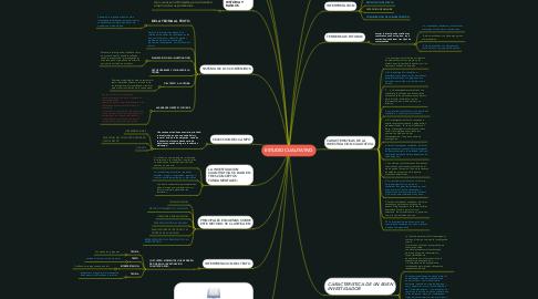 Mind Map: ESTUDIO CUALITATIVO
