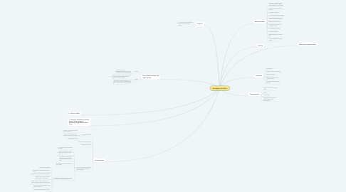 Mind Map: Sondagem de Alívio